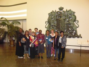 In May 2011 we welcomed a group of new friends to Ottawa's Museum of Civilization as part of our program to welcome new immigrants to Ottawa.